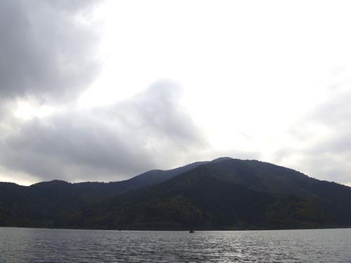 琵琶湖でブラックバス釣り
