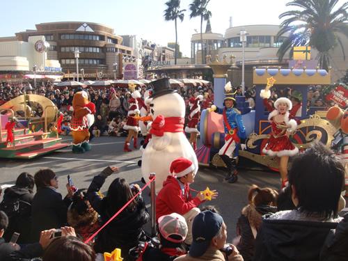 USJのパレード