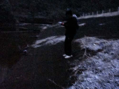 岐阜県関市の野池のバス釣り