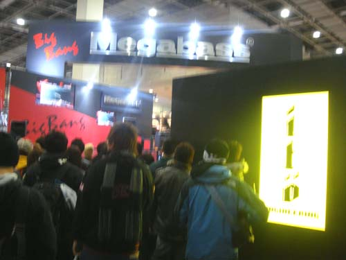 フィッシングショー大阪2010メガバス