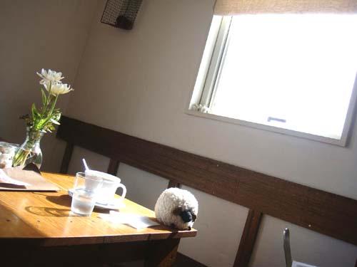 岐阜県瑞穂市(穂積)のカフェ、wool cafe