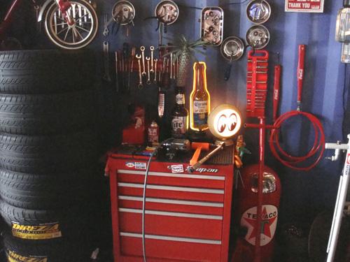 SNAP-ONの工具箱