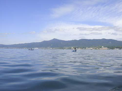 琵琶湖南湖