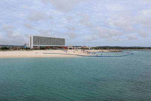 美々ビーチ