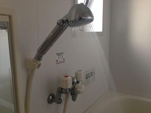 オーブルのシャワーヘッド