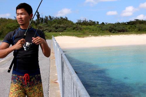 宮古島釣り