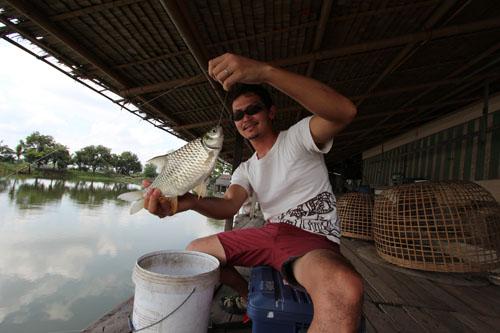 KlayJinda Fishing Park