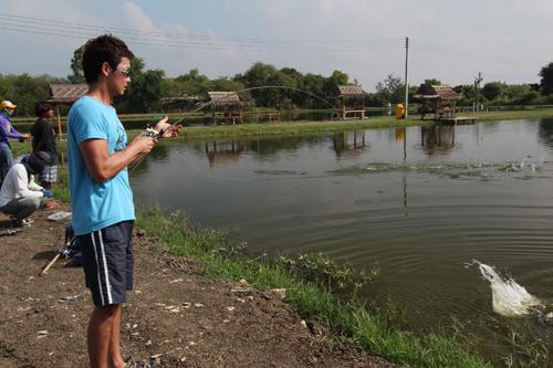 Pilot 111 Fishing Park