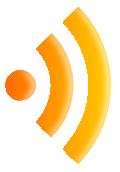 WEB2.0風RSSのアイコン