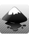 InkscapeのiPhone用アイコン