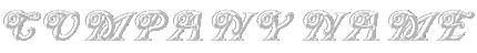 シルバーのロゴ