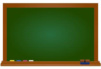 黒板のイラスト