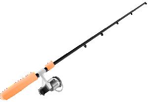 釣り竿のイラスト