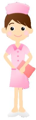看護婦(ナース)のイラスト