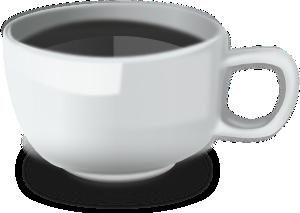 コーヒーカップのイラスト