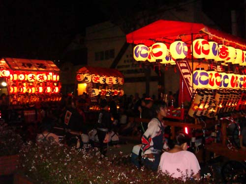 静岡の祭り