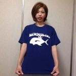 GT釣りTシャツ