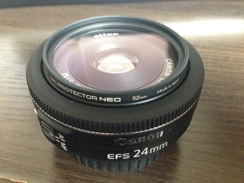 Canon 単焦点広角レンズ EF-S24mm F2.8