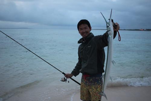 宮古島の釣り